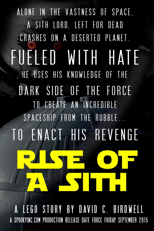 Rise of a Sith - ForceFriday - SpookyInc