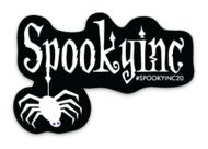 spookyinc-20-years-spider-logo